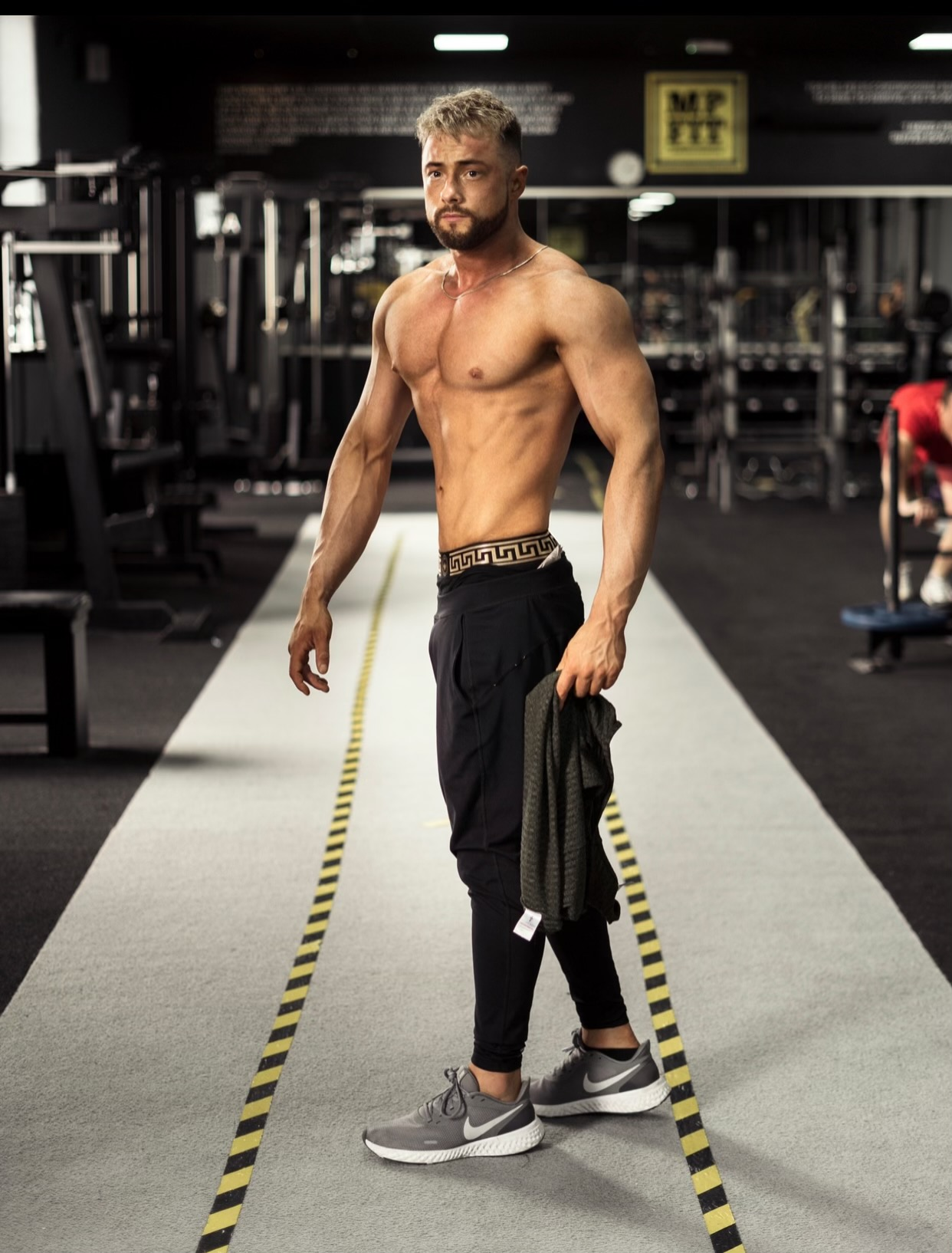 Matt Hall Bodybuilding